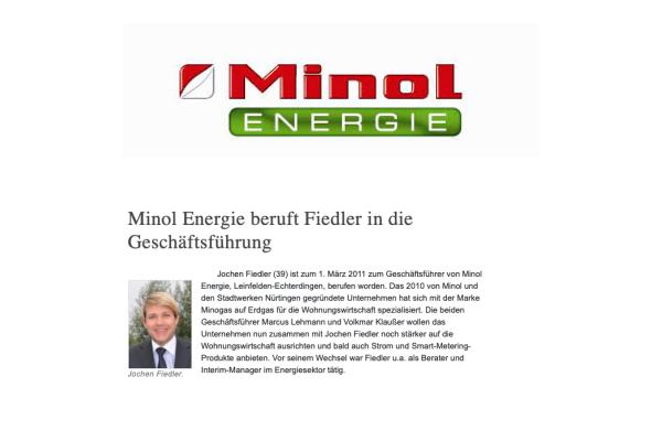 Minol Energie JF
